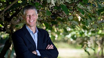 Lain Jager, Zespri Chief Executive