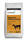 Magnesium Oxide Drenching