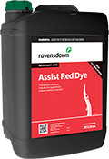 Assist Red Dye - Discontinued
