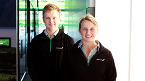 Agri-graduates kickstart their career with Ravensdown
